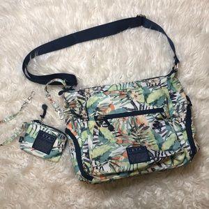 E.T.A. Tropical Crossbody Bag
